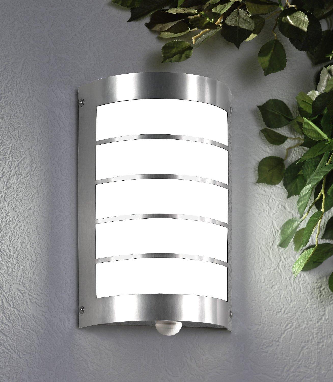 Frisch Lampen mit Bewegungsmelder - Die Top 5 Bewegungsmelder im Vergleich YK55